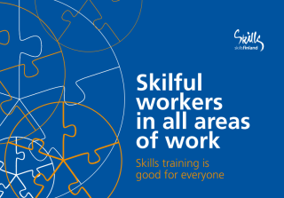 Skilful Workers in all Areas of Work