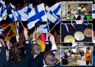 Skills Competitions in Finland for People with Special Needs