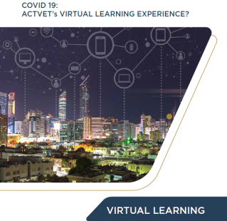 COVID 19: ACTVET's Virtual Learning Experience?